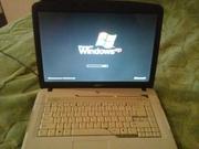 Старый добрый ноутбук Acer Aspire